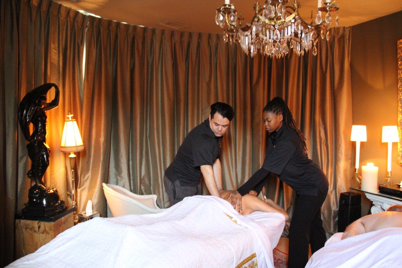 Unwind Wellness Adams Morgan Four Hands Massage