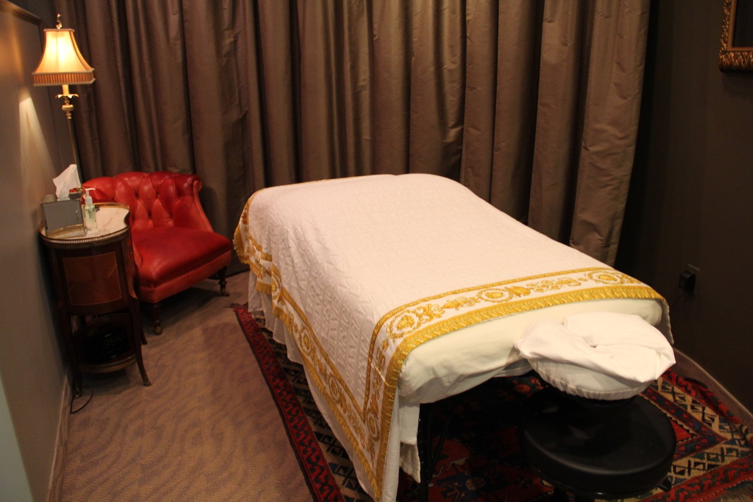 Unwind Wellness Adams Morgan Massage Room